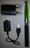 Helix / Halmizer 1100 mAh szimpla készlet, alsó kazános porlasztóval(zöld)